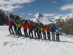 Skitour Monte Rosa 14